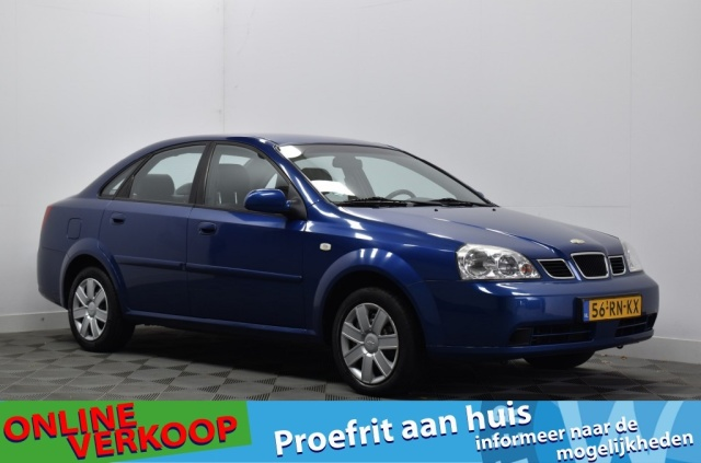 Chevrolet-Nubira